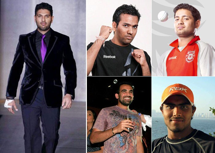 To add fuel to the fire, Yuvraj and his five teammates - Zaheer Khan, Ravindra Jadeja, Rohit Sharma, Ashish Nehra and Piyush Chawla - got involved in a pub brawl with fans in the West Indies, who were upset with their disastrous performance in the ICC World T20.